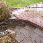 Brick & Concrete Stairs 1