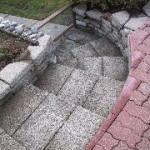 Brick & Concrete Stairs 2