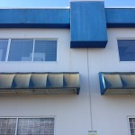 Commercial Fabric:Cloth Awnings 1