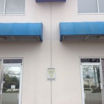 Commercial Fabric:Cloth Awnings 2