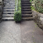 Stone & Aggregate Stairs