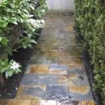 Stone:Slate Walkway